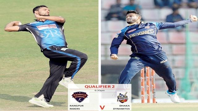 Rangpur face Dhaka in do or die battle for final