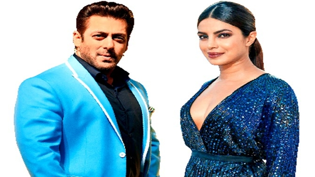 Salman Khan, Priyanka Chopra kick-start Bharat shooting