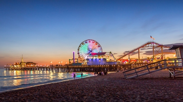 8 reasons to plan your next trip to Santa Monica