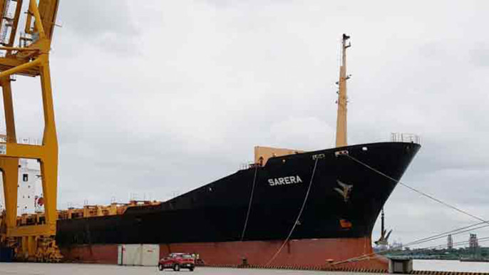 Shipping office directive irks foreign carriers