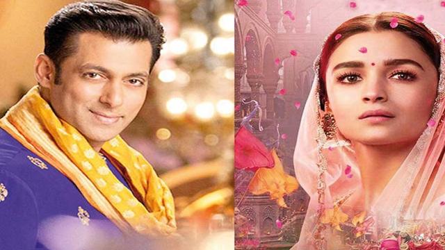Alia Bhatt to star alongside Salman Khan in Sanjay Leela Bhansali's 'Inshallah'
