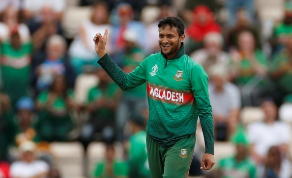 Shakib would like to take Messi with him to the moon