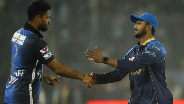 BPL lights up with Dhaka vs Rangpur
