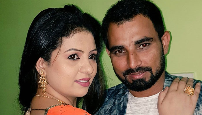 India cricketer Mohammad Shami charged with domestic violence