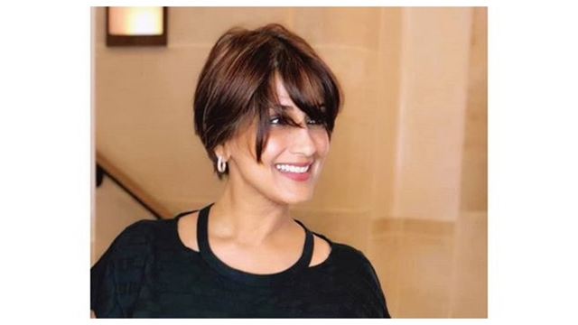 Sonali Bendre gearing up for cancer battle, one day at a time