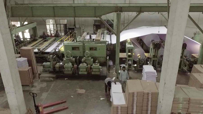 Sonali Paper comes back to main market