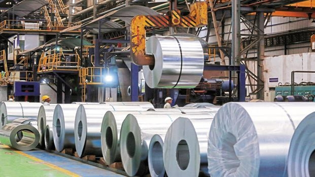 Chinese company to invest $2.3b in steel plant