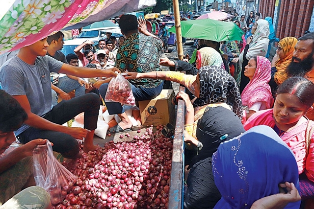 Onion price hits record, still on rise