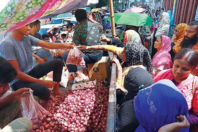 Onion price hits new high