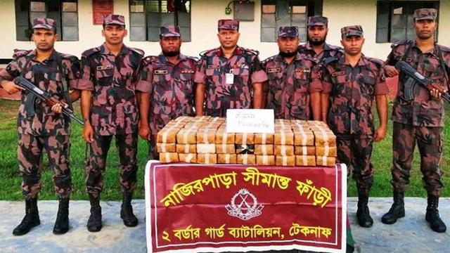 9 lakh Yaba rescued in Teknaf