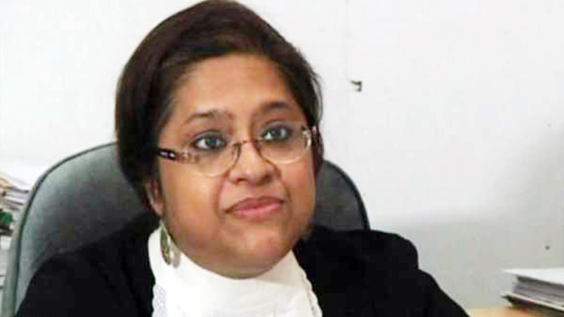 Tureen Afroz removed from ICT prosecution team