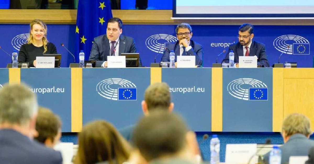 RMG: Dhaka highlights fair prices, safety, sustainability issues in Brussels