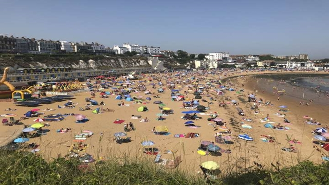 It's official: UK broke temperature record during heat wave