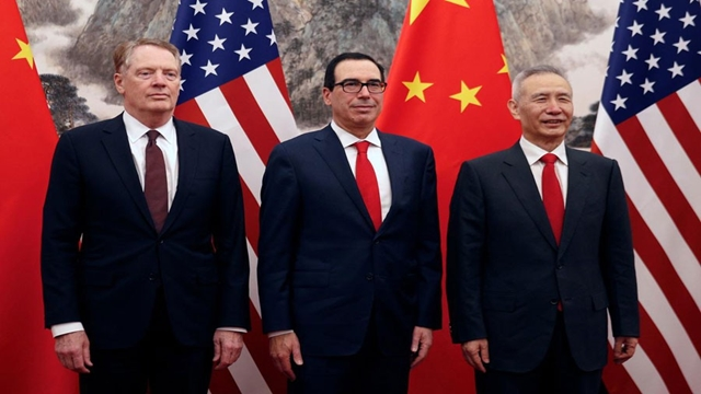 US, China reported near deal to end some tariffs; talks 'productive'