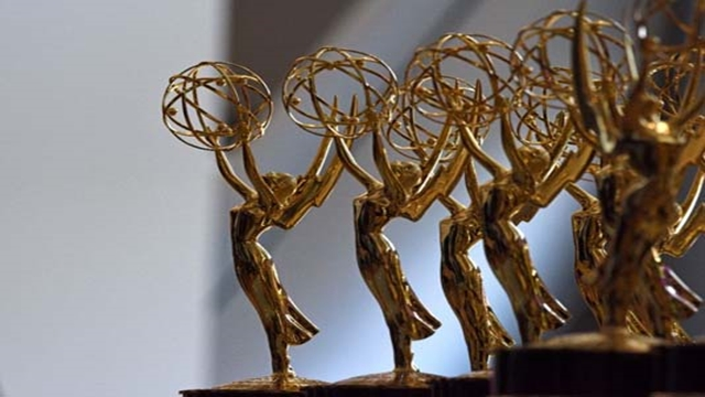 Emmys open with politics on the mind