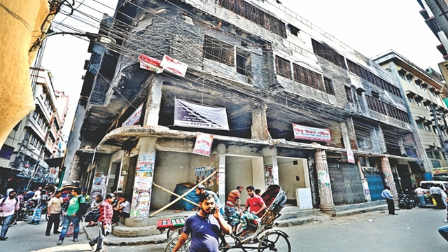 1 year of Chawkbazar tragedy: blaze over, not danger