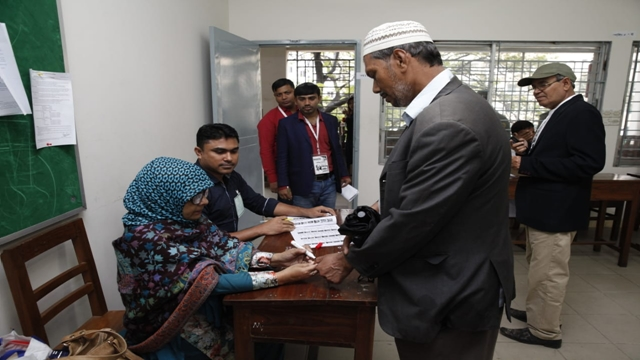 Voting in DNCC, DSCC begins
