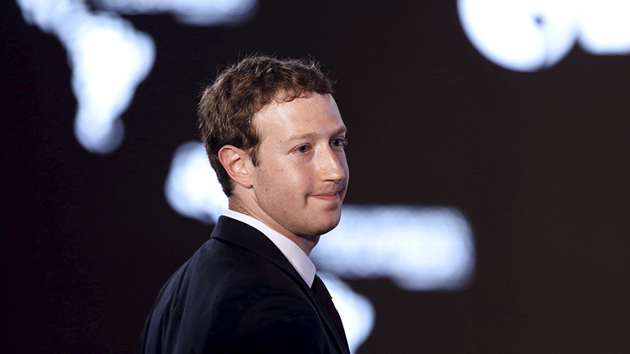 Zuckerberg apologises for Facebook mistakes with user data breach